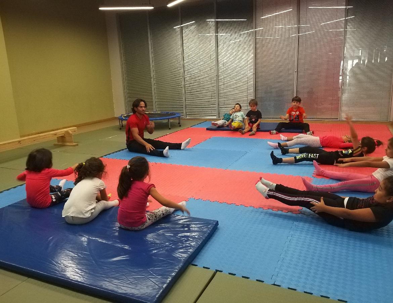 Yaz Okulu Cimnastik