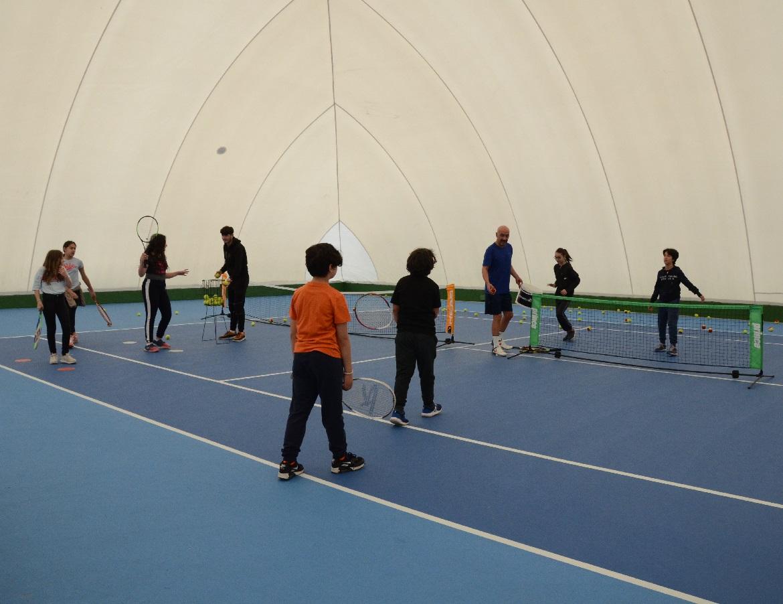 Kış Okulu Tenis