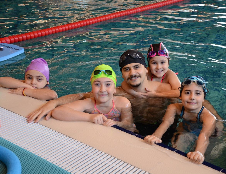 Yaz Okulu Yüzme